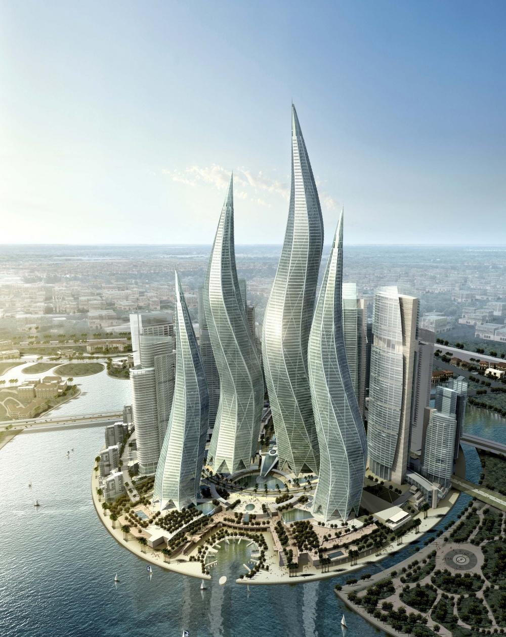 به زودی دنیا شاهد این ساختمان های شگفت انگیز خواهد بود